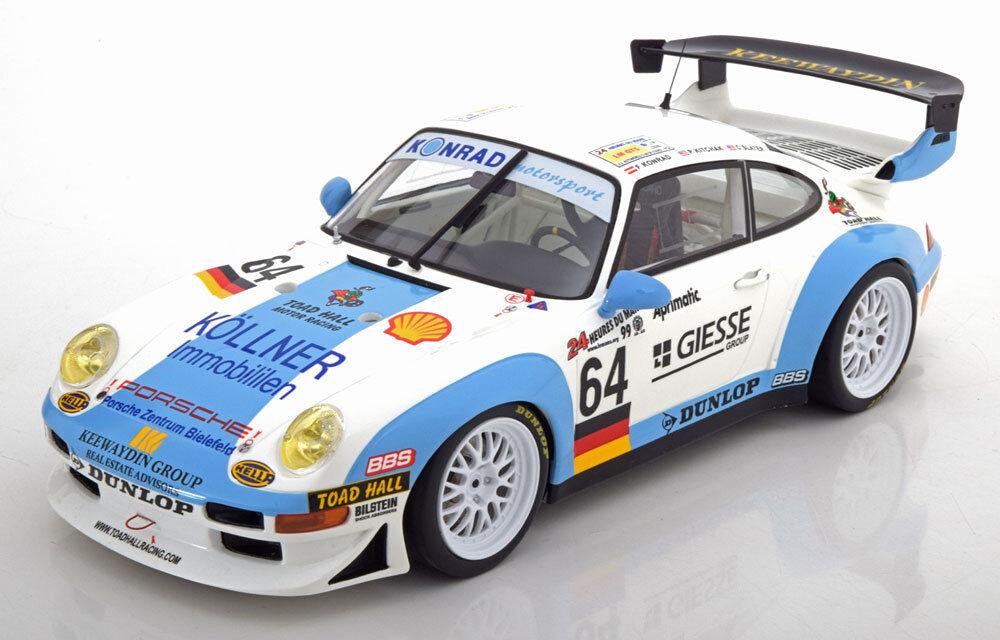 GT anda PORSCHE 911   993 GT2 LE MANS 1999 Konrad  Ktchak  Slater  18 LE500