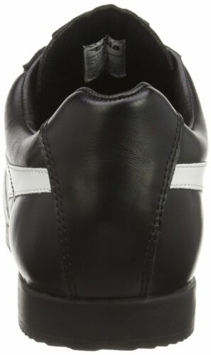Schwarz Shoes 7 3 Weiß Cla198 Harrier Trainers Sneaker Womens Leather Uk Gola PXwBgYqx