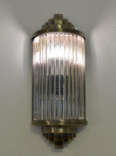 Cinema Light Gl Lamp Art Deco Wall 20er Years Style