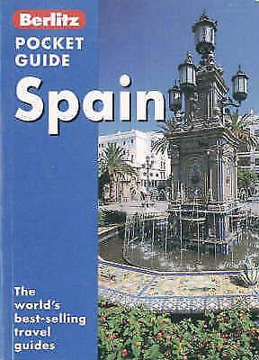 (Good)-Berlitz Spain Pocket Guide (Berlitz Pocket Guides) (Paperback)-Stanford,