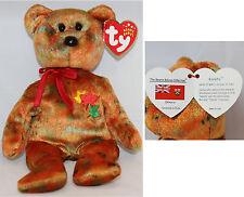 Ty Beanie Baby Kanata Ontario - MWMT (Bear Canada Country Exclusive 2002)