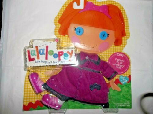 Lalaloopsy Doll Clothes Fashion Pack Coat Outfit Set Full Size