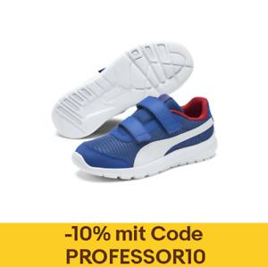 PUMA Stepfleex 2 Run Mesh V Kids Sneaker Unisex Schuhe Kinder Neu