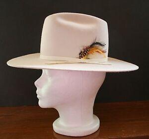 1988 Calgary Olympics Cowboy Hat WORN BY CANADIAN ATHLETES 6 3 4 ... 37b19dc2390