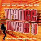Trance Divas, Vol. 3 by Various Artists (CD, 2014, Water)