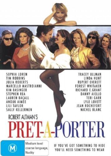 1 of 1 - Pret-A-Porter (DVD, 2006) Julia Roberts