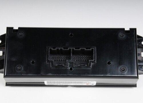 HVAC Control Module fits 2008-2009 Hummer H2  ACDELCO GM ORIGINAL EQUIPMENT