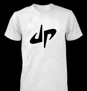 Kid/'s YouTube Dude Perfect DP Logo T-shirt