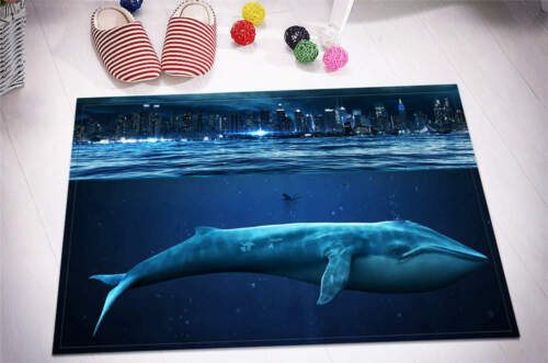 Details about  /Snail Whale Waterproof Bathroom Polyester Shower Curtain Liner Water Resistant
