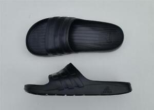 online store 19c47 65c04 ... Adidas-Duramo-Pour-Homme-Diapositive-Sandale-Noir-s77991-
