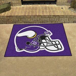 Minnesota Vikings Area Rug All Star Mat