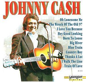 CD-Johnny-Cash-walk-the-line-O-Lonesome-Me-Folsom-prison-blues-country-Boy