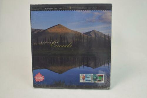 CANADA POST SOUVENIER COLLECTION OF 1996 STAMPS BOOK NIP SEALED