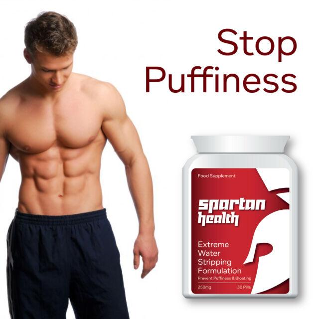 Spartan Health Extreme Water Stripping Formulation Pills