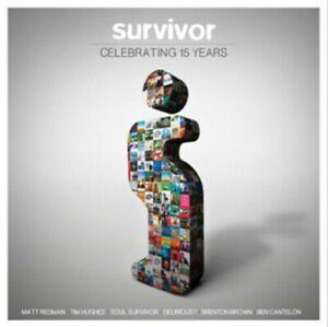 Music-CD-Survivor-Celebrating-15-Years