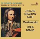 Johann Sebastian Bach: Clavierworks von Jörg Demus (2016)