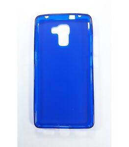Funda-de-gel-TPU-carcasa-protectora-silicona-para-Huawei-Ascend-Honor-7-Azul