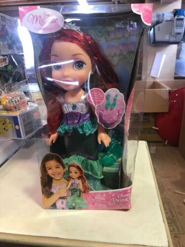 Disney Princess Majestic Collection Ariel Doll DAMAGED BOX