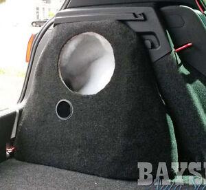 EMPTY-Volkswagen-Golf-GTI-10inch-subwoofer-enclosure-fibreglass-sub-box-2004