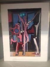Pablo Picasso The Three Dancers Print