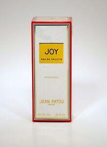 JEAN-PATOU-JOY-EAU-DE-TOILETTE-25-ML-SPRAY-VINTAGE
