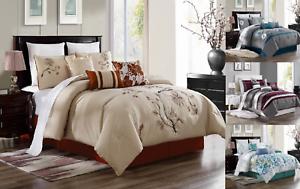 3PC-SET-LUXURIOUS-DUVET-BED-COVER-BEDROOM-MODERN-DECOR-COMFORT-NEW-STYLE-BRENDA