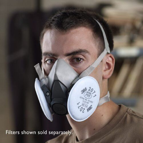 3m gas mask filter small