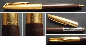 Ancien-stylo-porte-mine-WATERMAN-et-SHEAFFER-vers-1960
