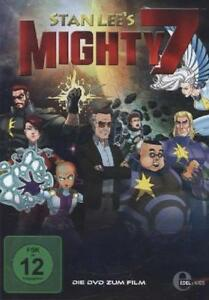Stan-Lee-039-s-Mighty-7-Trick-Anime-DVD-2015-NEU