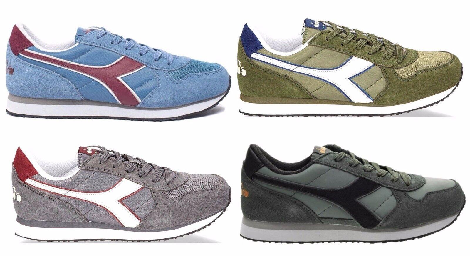 DIADORA K RUN II 170823 scarpe uomo sportive scarpe da ginnastica camoscio trainer running | Qualità In Primo Luogo  | Uomo/Donne Scarpa