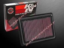 K&N 33-5043 Hi-Flow Air Intake Filter for 2016-2017 Chevrolet Spark 1.4L