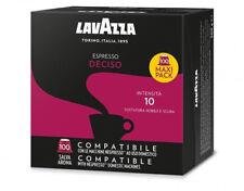 100 LAVAZZA Nespresso Compatible Capsules - ESPRESSO DECISO pods - FREE SHIPPING
