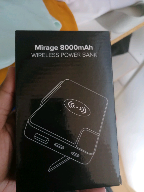 8000mAh Power Bank New