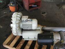 Fuji Electric Vfd9 Regenerative Blower Vacuum Pressure System Ref 239990