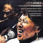 Don't Misunderstand: Live In New York [Remaster] by Etta Jones (CD, Jul-2007, Highnote Records, Inc.)