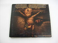 RITUAL CARNAGE - THE BIRTH OF TRAGEDY - CD DIGIPACK EXCELLENT CONDITION 2002