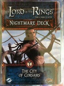 LotR-LCG-The-City-of-Corsairs-Nightmare-Deck-Lord-of-the-Rings-new-sealed