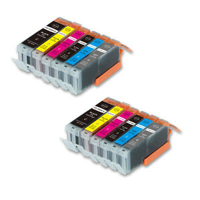 smartchip for Canon 270 271 MG6820 MG6821 MG6822 30 PK Ink Cartridges
