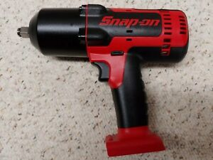 Snap-On-CT8850-1-2-034-18Volt-MonsterLithium-Ion-Impact-Wrench-Tool-Only-Mint-Used