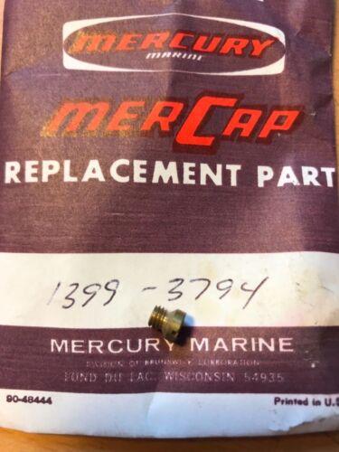 New Mercury Mercruiser Quicksilver Oem Part # 1399-3794 Jet-.074