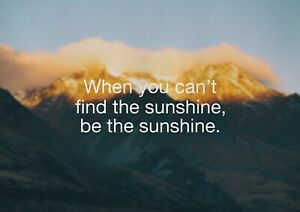 A1-Sunshine-Quote-Poster-Size-60-x-90cm-Inspiring-Quote-Poster-Gift-16009