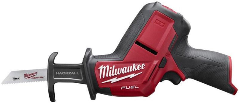 Milwaukee Säbelsäge M12 CHZ - mit Ersatz-Akku und Ladegerät