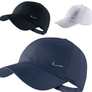 Nike Basecap METAL SWOOSH CAP verstellbar Mütze Baseball Kappe Hut