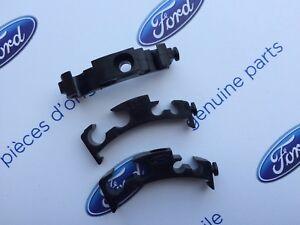 Ford-Sierra-MK1-XR-RS-Nuevo-Genuino-Clips-De-Tuberia-De-Ford-x3