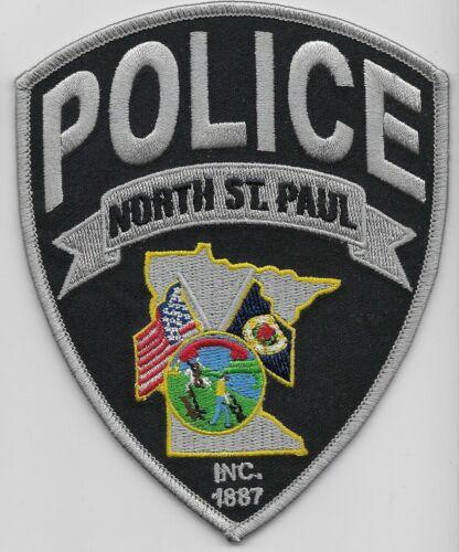 North St Paul Police State Minnesota MN