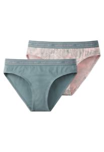 Schiesser-Chica-Rio-Slip-Uncover-2-Paquete-XS-S-M-L-140-176-95-5-co-EL