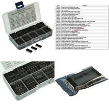 30 Types 74hcxx Series Logic Ic Assortment Kit High Speed Si Gate Cmos Ic