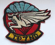 airborne forces  vintage  american vietnam  war cloth patch