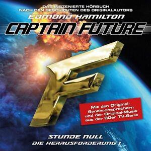 EDMOND-HAMILTON-CAPTAIN-FUTURE-DIE-HERAUSFORDERUNG-FOLGE-01-STUNDE-NULL-CD-NEW