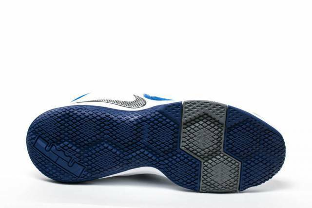 competitive price c67a6 b7d7c ... Nike Zoom Witness Mens Basketball Shoes Blue White Grey 852439 852439  852439 400 a15dc5